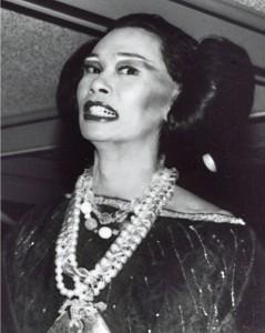 Daivd Hochoy as Martha, Halloween, 1988