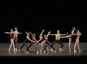 NYCB in Robbins' Moves, photo by Paul Kolnik