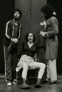 Steve Paxton, Trisha Brown, David Gordon