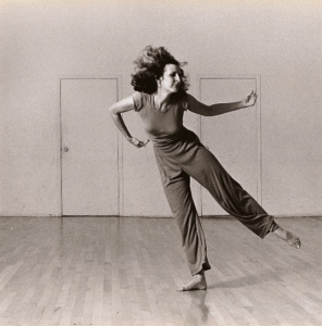 Trisha Brown's Water Motor, photo by Lois Greenfield