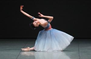 Inna Balash, of Perm Ballet