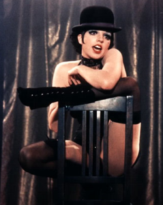 Minnelli as Sally Bowles