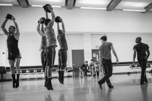 Rehearsal of Sombrerisimo, photo by Paula Lobo