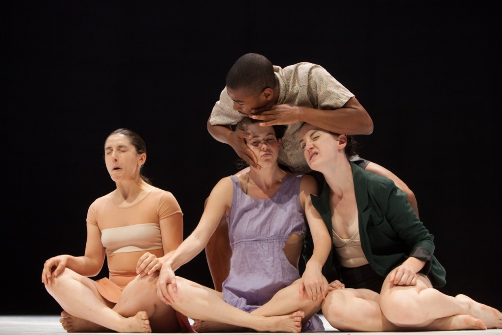 Genna Moroni, David Maurice, Ariana Daub, Sarah Butler, photo by by Scott Simock