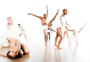 Spectrum Dance Theater in Donald Byrd's LOVE (2012), photo by Nate Watters