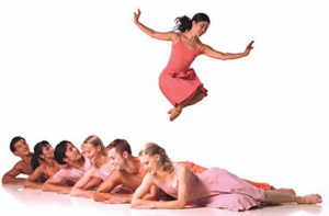 Paul Taylor's Esplanade, photo by Lois Greenfield