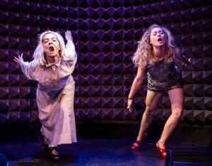 Chelsea Murphy and Magda San Milan in SInger/Songwriter