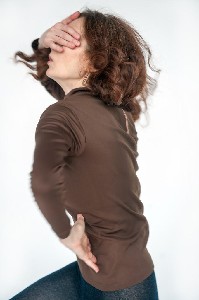Melnick, photo by Stephanie Berger
