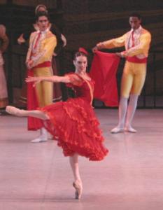 Ballet Nacional de Cuba in Don Q, with Viengsay Valdes