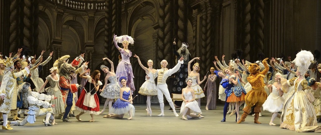Finale of The Sleeping Beauty