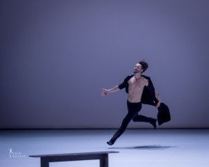 Alexander Ekman in Thoughts at the Bolshoi, photo by Jack Devant