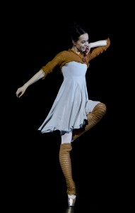 Diana Vishneva in Ratmansky's Cinderella for the Mariinsky Ballet