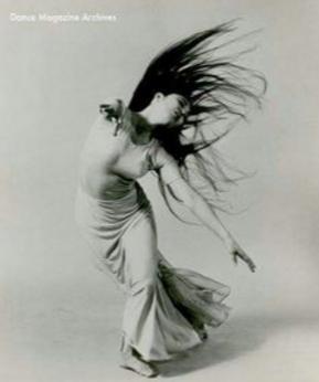 Yuriko, Dance Magazine Archives