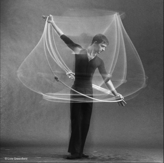 Andy de Groat, photo © Lois Greenfield