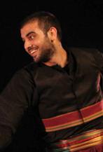 Choreographer Ata Khatab
